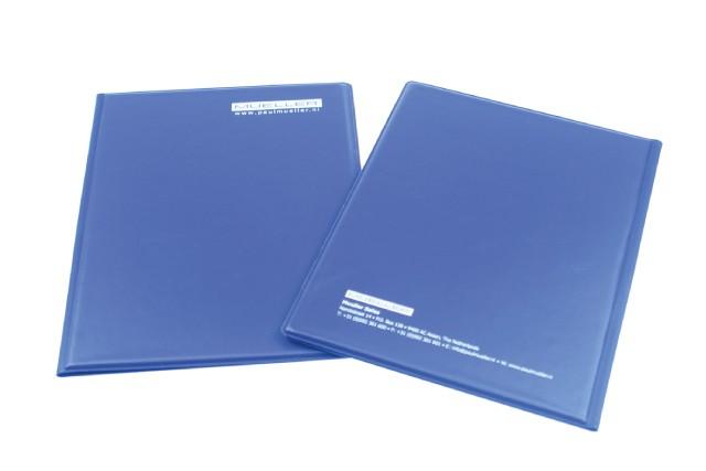 Cover folders